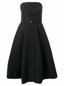 Aspesi ruffled dress - Black