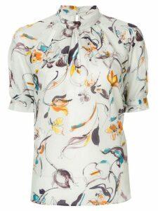 Tomorrowland floral print blouse - Multicolour