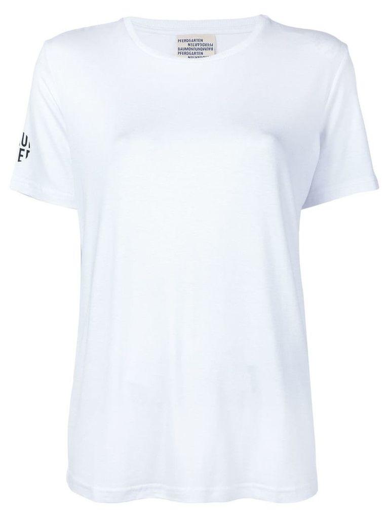 Baum Und Pferdgarten Enye T-shirt - White