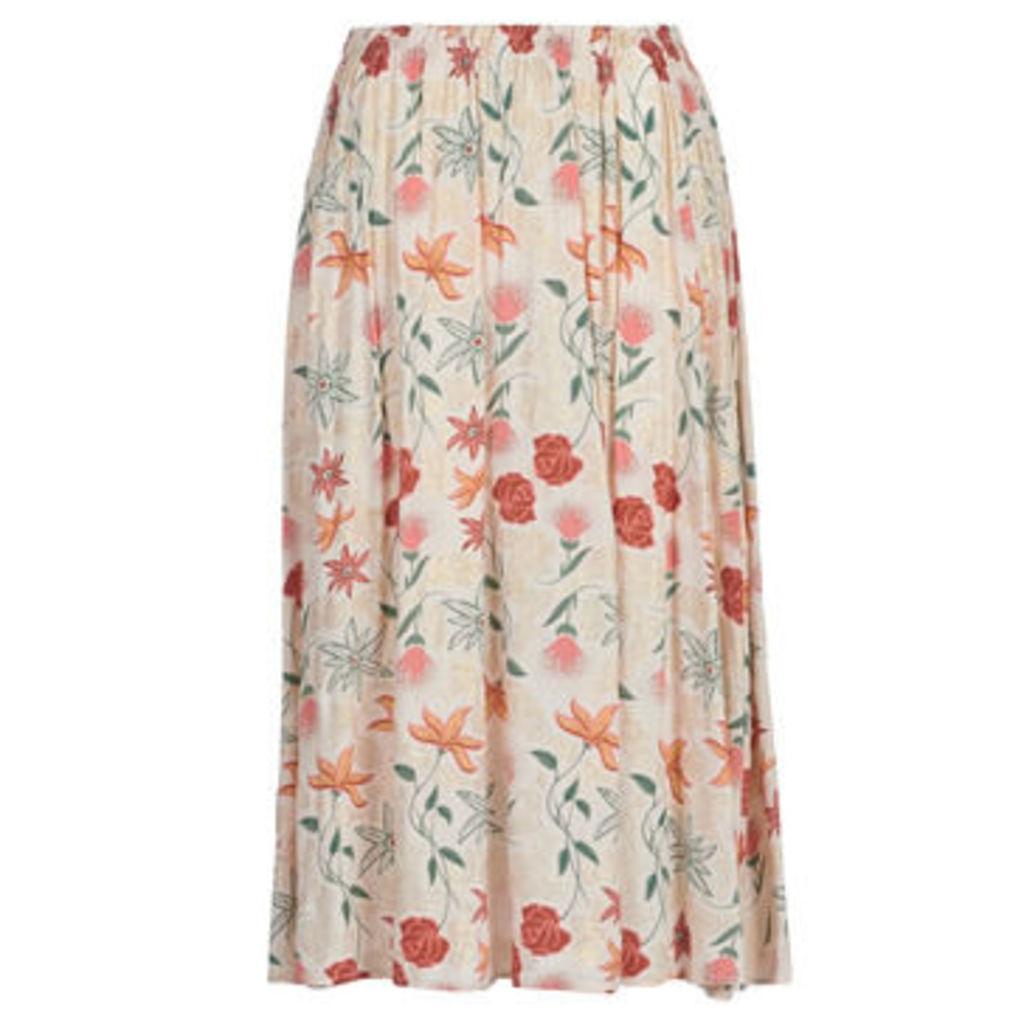 LPB Woman  AZITAPE  women's Skirt in Beige
