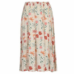 LPB Woman  AZITAPE  women's Skirt in Beige