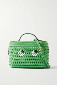 Petar Petrov - Damar Asymmetric Taffeta Maxi Dress - Orange