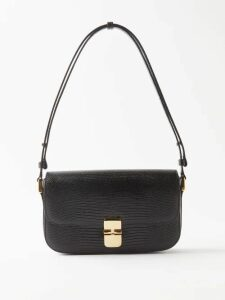 Vetements - Reversible Floral Print Cotton Trench Coat - Womens - Navy