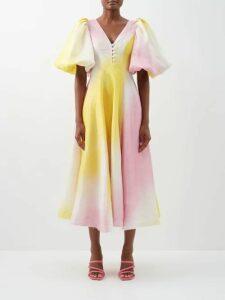 Wandler - Yara Leather Bag - Womens - Tan