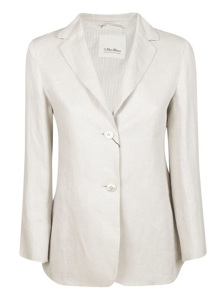Max Mara Single Breasted Blazer
