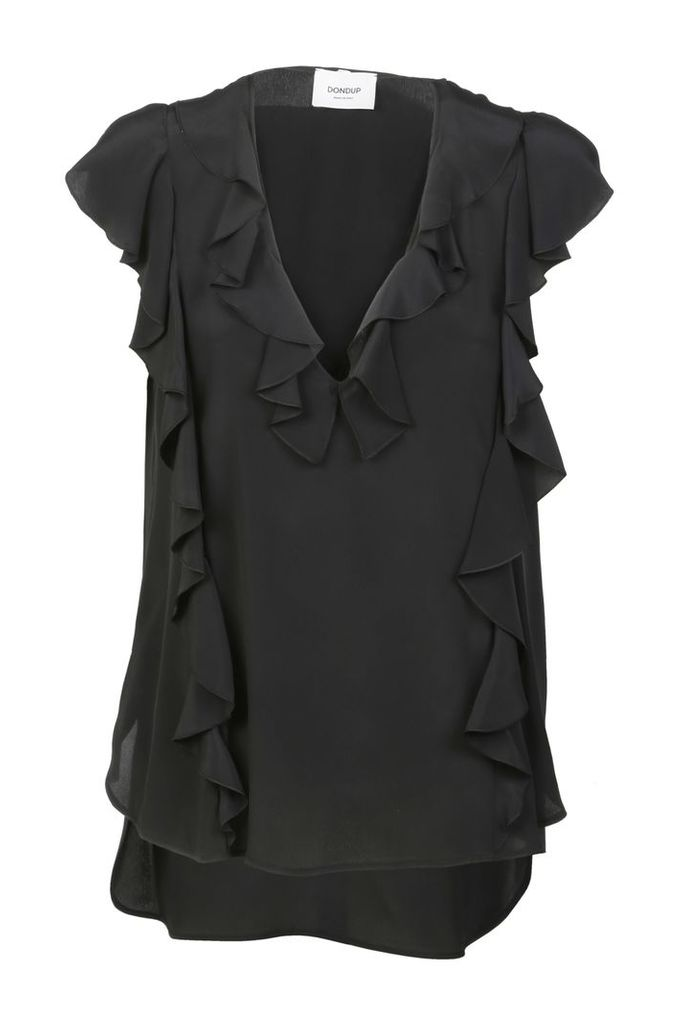 Dondup Ruffled Top