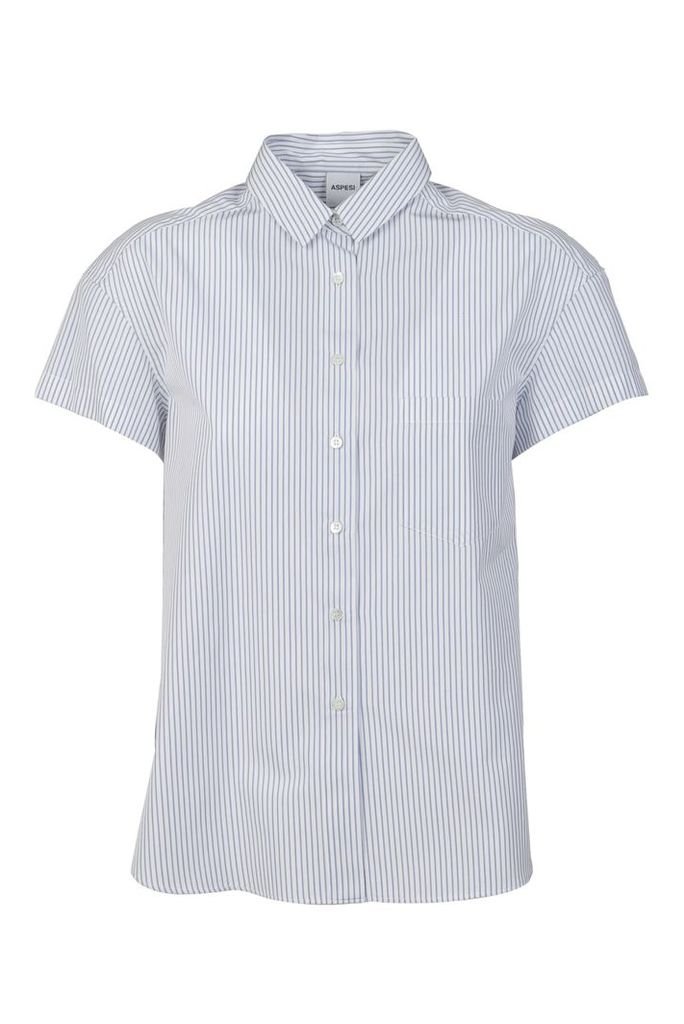 Aspesi Striped Classic Shirt