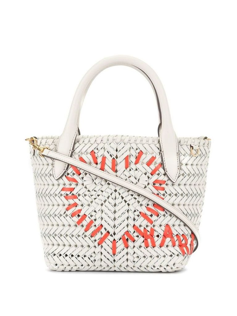Anya Hindmarch The Neeson Tote - White