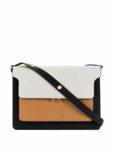 Marni shoulder trunk bag - Black
