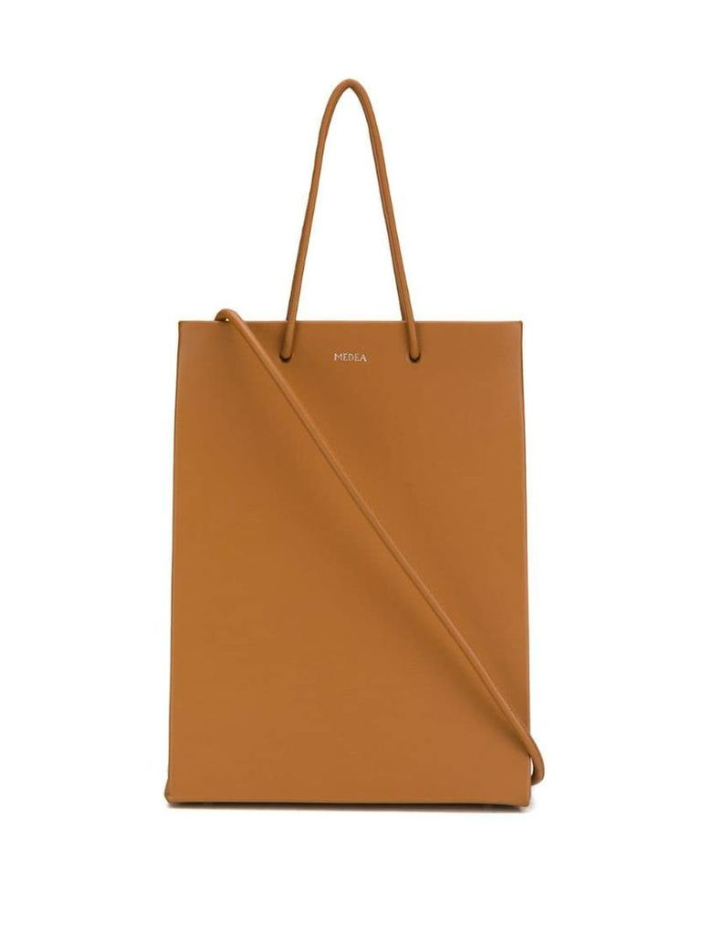Medea tote bag - Brown