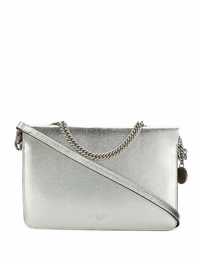 Givenchy Cross3 crossbody bag - Silver