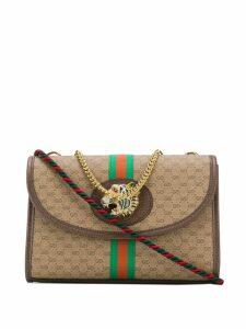 Gucci Rajah small shoulder bag - Neutrals