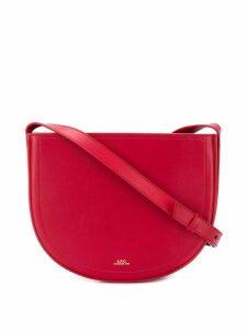 A.P.C. Juliette crossbody bag - Red