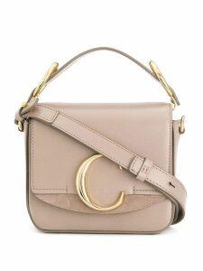 Chloé C crossbody bag - Neutrals