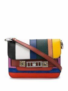 Proenza Schouler Patchwork PS11 Mini Classic - Multicolour