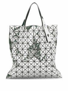 Bao Bao Issey Miyake lucent tote bag - Silver