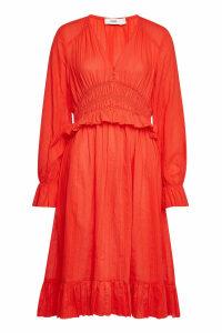Closed Oxana Midi Dress with Ruffles