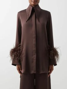 Mara Hoffman - Linny Checked Halterneck Cotton Dress - Womens - White