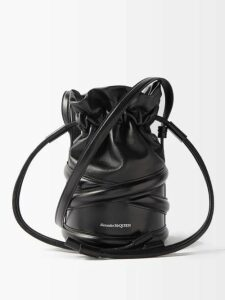 Gabriela Hearst - Mitford Pleated Wool Blend Midi Skirt - Womens - Navy