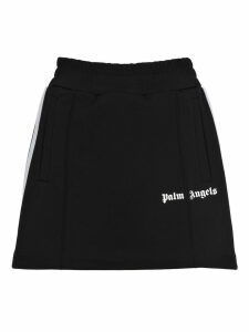 Palm Angels Palm Angels Track Mini Skirt