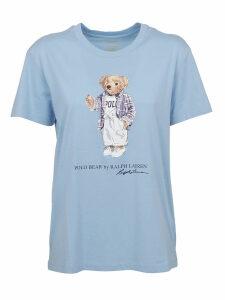 Polo Ralph Lauren Bear Print T-shirt