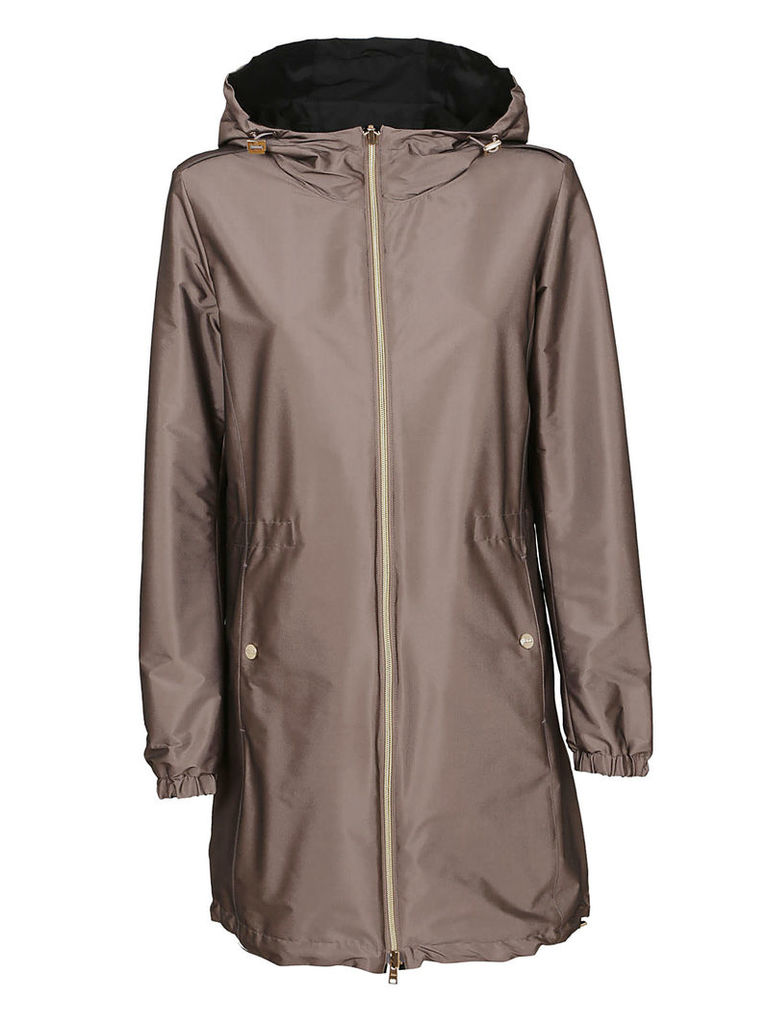 Herno Metallic Raincoat