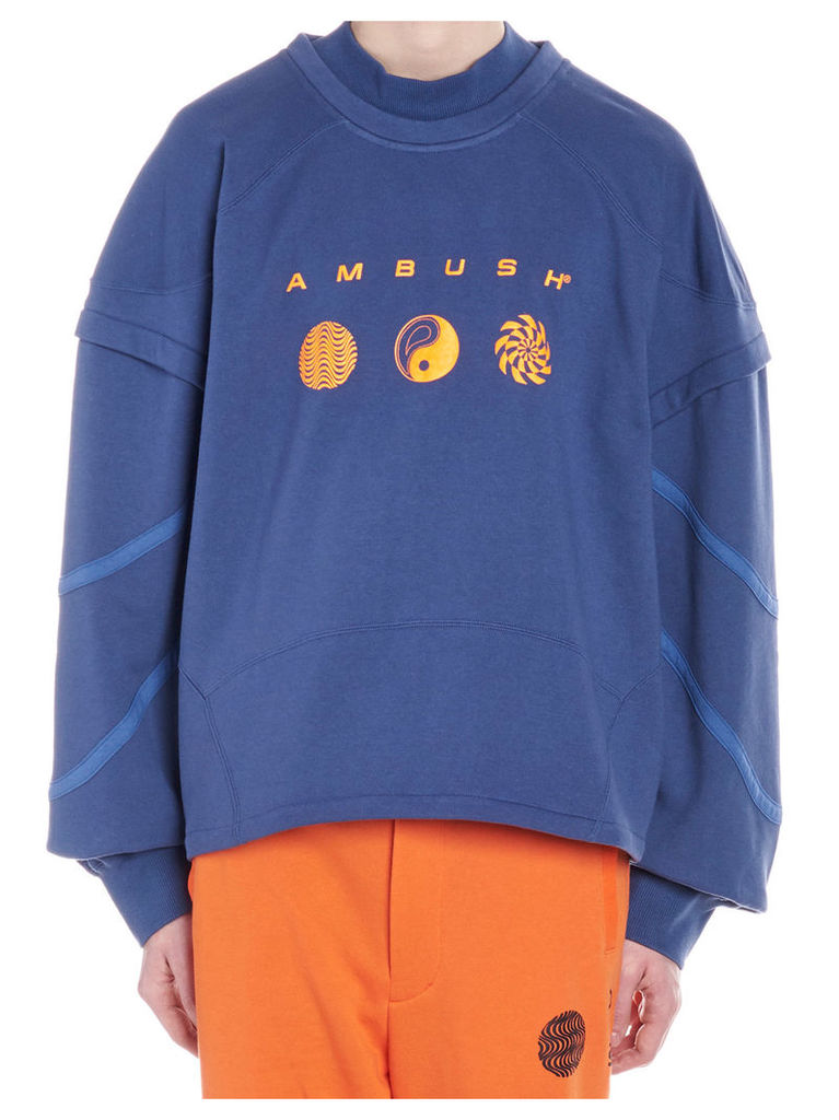 Ambush 'patchwork' Sweatshirt