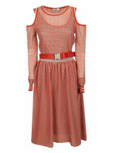 Fendi Layered Dress