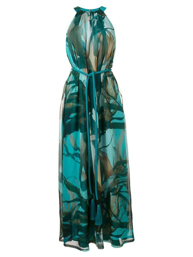 Max Mara Noemi dress - Green