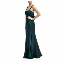 GHOST Bea Dress Emerald Sea