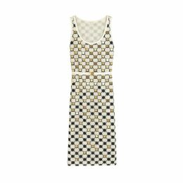 Tory Burch Ivory Guipure Lace Dress