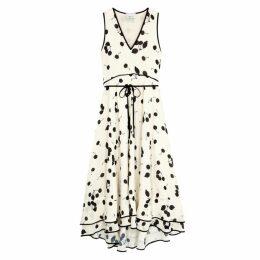 3.1 Phillip Lim Ivory Cherry-print Maxi Dress