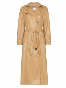 Nanushka Chiara trench coat - Neutrals