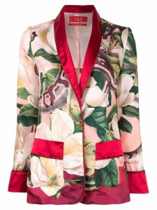 F.R.S For Restless Sleepers floral print blazer - Multicolour