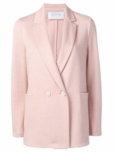 Harris Wharf London double breasted blazer - Pink