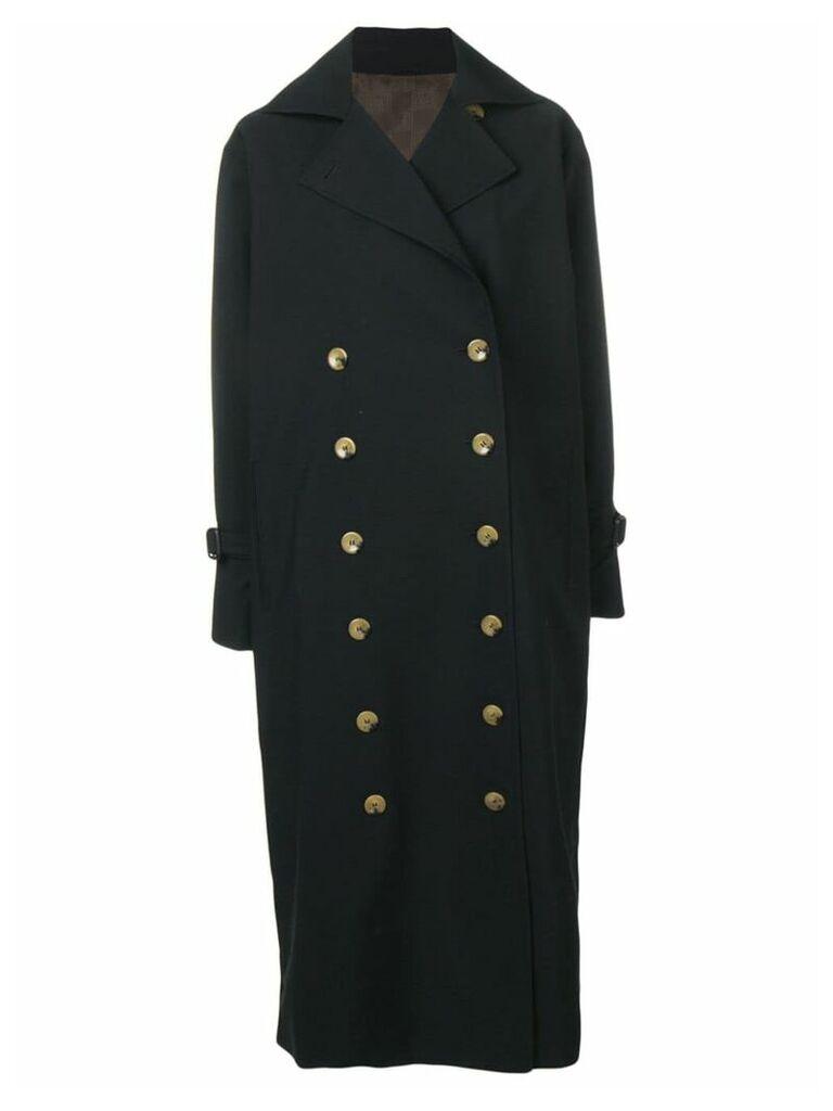 Toteme Pisa trench coat - Black