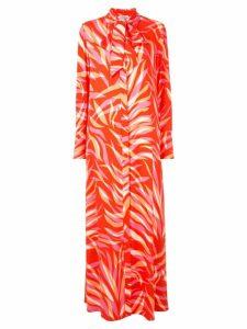 Layeur printed shirt-dress - Multicolour
