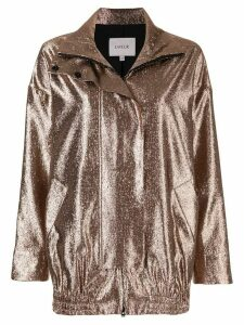 Layeur embellished jacket - Gold