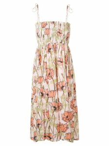 Tory Burch floral dress - Pink