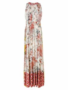 Carolina Herrera floral print dress - Multicolour