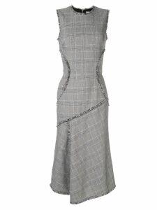 Rebecca Vallance Fontaine structured dress - Grey