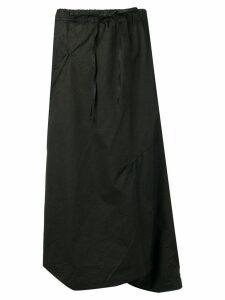 Andrea Ya'aqov straight-cut skirt - Black
