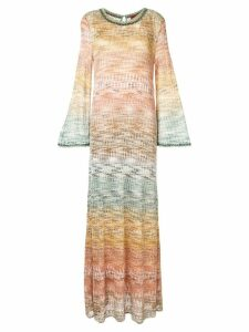 Missoni multicoloured sweater dress