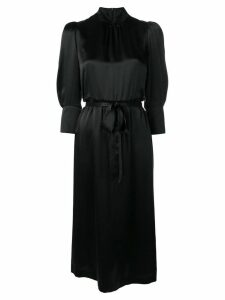 Simone Rocha belted midi dress - Black