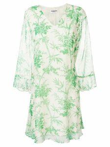 Essentiel Antwerp Silverlyn floral dress - Green