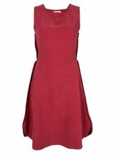 Maison Kitsuné short Asia dress - Red