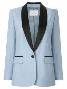 Racil sky blue blazer