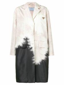 Prada tie-dye print jacket - Neutrals