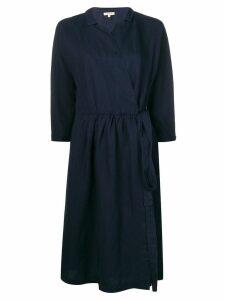 Bellerose Artpop belted dress - Blue