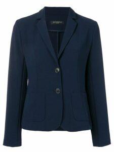 Antonelli single-breasted blazer - Blue